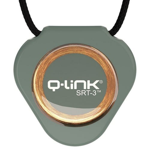 תליון Q-Link זית - קיו-לינק ישראל