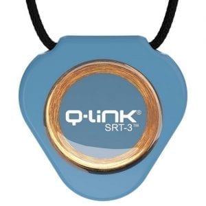 תליון Q-Link כחול ג'ינס - קיו-לינק ישראל