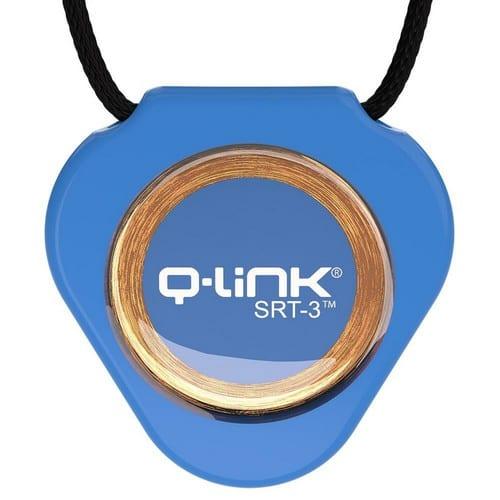 תליון Q-Link כחול - קיו-לינק ישראל