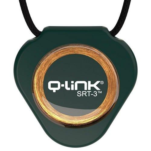 תליון Q-Link פחם - קיו-לינק ישראל